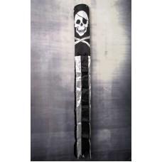 Pirate Black Wind Sock