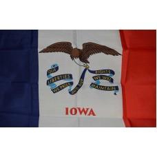 Iowa 2'x3' State Flag
