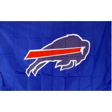 Buffalo Bills Mascot 3'x 5' Flag  Flag