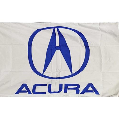 Acura Logo Car Lot Flag (F-1829)