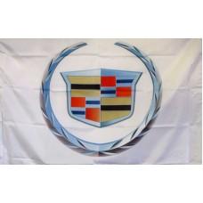Cadillac Logo Car Lot Flag
