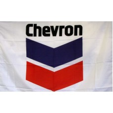 Cheveron Logo Car Lot Flag