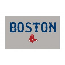 Boston Red Sox 3'x 5' Baseball Flag