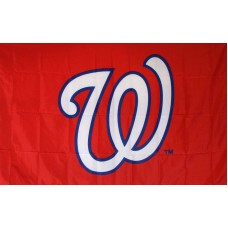 Washington Nationals 3'x 5' Baseball Flag
