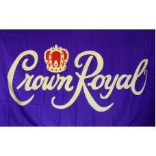 Crown Royal 3'x 5' Novelty Flag