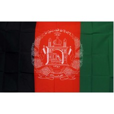 Afghanistan 3'x 5' Country Flag