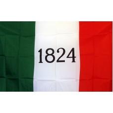 Alamo Historical 3'x 5' Flag