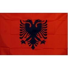 Albania 3'x 5' Country Flag