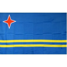 Aruba 3'x 5' Country Flag