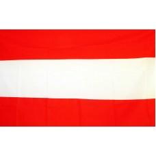 Austria 3'x 5' Country Flag