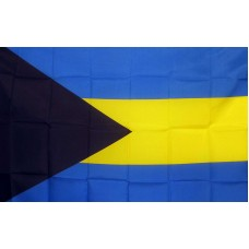 Bahamas 3'x 5' Country Flag