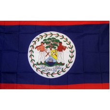 Belize 3'x 5' Country Flag