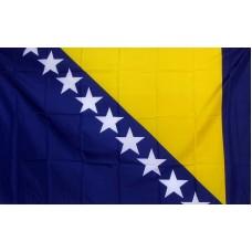 Bosnia 3'x 5' Country Flag