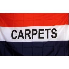 Carpets 3'x 5' Business Flag