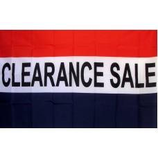 Clearance Sale 3'x 5' Business Flag