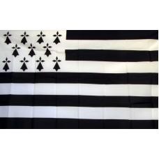 Drapeau Bretagne Historical 3'x 5' Flag