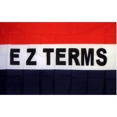 EZ Terms 3'x 5' Business Flag