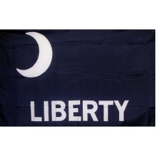 Liberty Fort Moultrie Historical 3'x 5' Flag