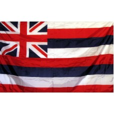 Hawaii 3'x 5' Solar Max Nylon State Flag