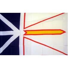 Newfoundland 3'x 5' Flag