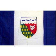 Northwest Territories 3'x 5' Flag