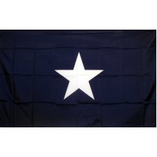 Rebel Bonnie Blue 3'x 5' Flag