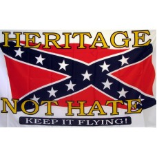 Rebel Heritage 3'x 5' Novelty Flag