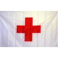 International Red Cross Historical 3'x 5' Flag