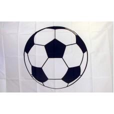 Soccer International 3'x 5' Novelty Flag