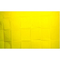 Solid Yellow 3'x 5' Flag