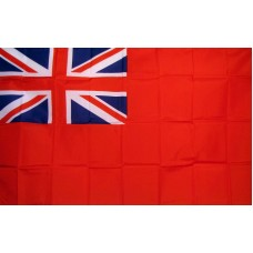 UK Ensign Red Historical 3'x 5' Flag