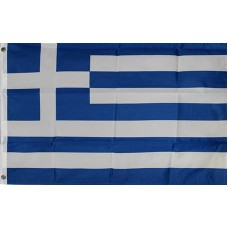 GREECE COUNTRY 2 X 3 POLY FLAG