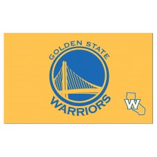 Golden State Warriors 3'x 5' NBA Flag