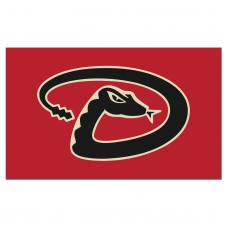 Arizona Diamondbacks 3'x 5' Baseball Flag