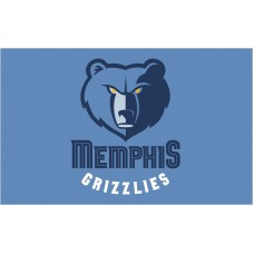 Memphis Grizzlies 3'x 5' NBA Flag
