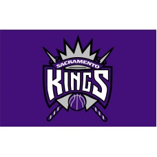 Sacramento Kings 3'x 5' NBA Flag