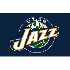 Utah Jazz 3'x 5' NBA Flag