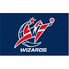 Washington Wizards 3'x 5' NBA Flag