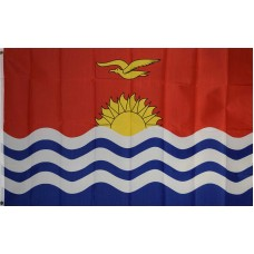 KIRIBATI COUNTRY POLY 3' X 5' FLAG