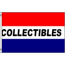 Collectibles 3'x 5' Business Flag