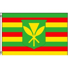 Kanaka Maoli Country 3' x 5' Polyester Flag