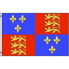 Queen Elizabeth Royalty 3' x 5' Polyester Flag