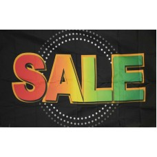 SALE NEON POLY 3' X 5' FLAG