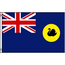 WESTERN AUSTRALIA COUNTRY POLY 3' X 5' FLAG