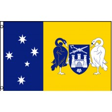 Australia State Territory 3' x 5' Polyester Flag