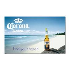 Corona Beach 3'x 5' Flag