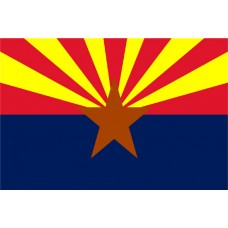 Arizona 3'x 5' State Flag