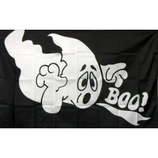 Ghost Boo 3'x 5' Flag