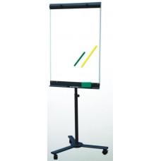 "24""x 36"" Pedestal Roll Around Magnetic Dry Erase"