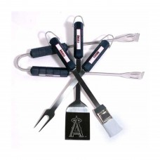 Los Angeles Anaheim Angels 4 Piece BBQ Set